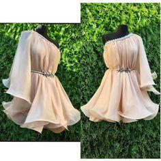 One Shoulder, Shoulder Dress, Fashion Ideas, Formal Dresses, Outfits, Vestidos, Dresses For Formal, Suits, Gowns