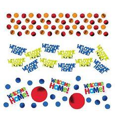 1.2 oz 1 Piece Amscan Pretty Strawberry Shortcake Birthday Party Value Confetti Decoration Multicolor
