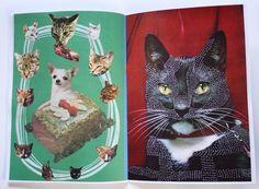 cut & paste zine volume 3 by delladonna collage shop.