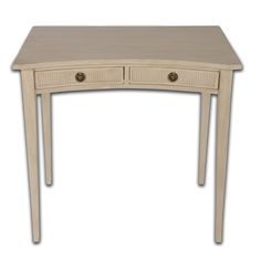 "EMMA VANITY DESK | Dimensions 30""H X 32""W X 22""D 