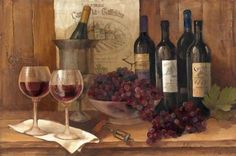 Vintage Wine by Albena Hristova art print Wine Theme Kitchen, Kitchen Decor, Kitchen Items, Decoupage, Vintage Wine, Vintage Ideas, Vintage Bags, Vintage Designs, Wine Poster