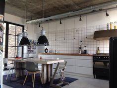 Nieuwbouw woning Strijp R door Broeren Das Bouwbedrijf keuken