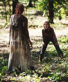 "The Walking Dead 4x14 ""The Grove"""