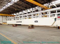 kone crane-High frequency light duty double girder overhead crane kone crane