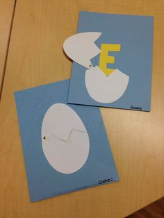 E is for Egg craft                                                                                                                                                     More