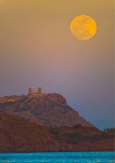 Sunio, Greece