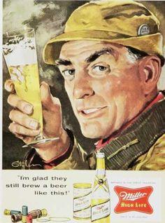 Montana Beer Finder: Vintage Beer Ads