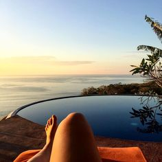 """All Things Sober Travel + Life on Instagram: """"Rising with the sun in Costa Rica 🇨🇷 ••••••••••••••••••••••••••••••••••••••••••••••••• #mysoberverse #bestof2017 #thisisrecovery…"""" North And South America, North South, Sober, Costa Rica, Celestial, Sunset, Travel, Life, Outdoor"""