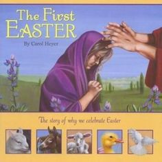 """The First Easter is written in simple words and a gentle conversational style. It tells of the tragic events of the last week of Jesus' life and the glorious first Easter Day. Children will find this a perfect """"first book"""" for understanding Easter. Carol Heyer's illustrations, with their rich and brilliant colors, will appeal to readers of all ages as they enter the world of Jesus and become participants in the events of the first Easter."""