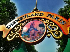 Disneyland Paris. I want to go here :)
