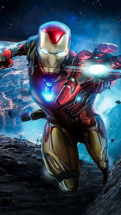 It was awesome seeing Iron mans mark 85 in action! God I love this suit! Marvel Comics Superheroes, Marvel Art, Marvel Heroes, Marvel Avengers, Iron Man Kunst, Iron Man Art, Iron Man Wallpaper, Iron Man Avengers, Super Anime