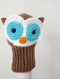Crochet Golf Club Cover Tutorial - Stacey Trock, FreshStitches