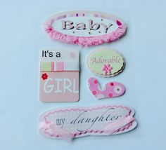 Hey, I found this really awesome Etsy listing at https://www.etsy.com/listing/166371289/new-rare-scrapbooking-embellishment