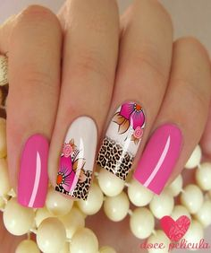 To keep your nails breathing, do not keep the nail polish for more than days. We have collected the most trend 2019 nail designs for you. These nail models will fit you very well. We recommend that you apply one of these latest nail designs. Latest Nail Designs, Toe Nail Designs, Fabulous Nails, Gorgeous Nails, Cute Nails, Pretty Nails, Flower Nails, Beautiful Nail Designs, Glitter Nail Art
