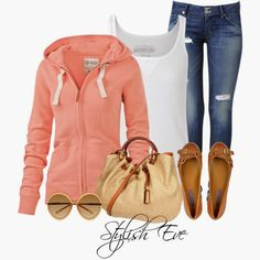 Casual Outfit. I want this outfit