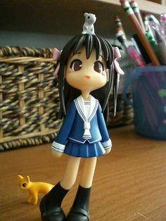 They're from the Fruits Basket anime/manga. Fruits Basket Anime, Anime Figurines, Kawaii, I Love Anime, Anime Style, Manga Anime, Otaku, Chibi, Geek Stuff