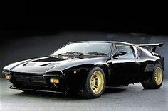 '80 De Tomaso Pantera GT5S