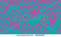 Placard with abstract liquid geometric dynamic shapes, high tech style, 3d design elements. Holographic texture pattern. For Modern brochure covers, banners, flyer and posters. Vector fractal waves