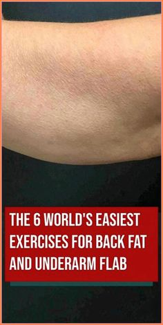 Home Remodel Tips The 6 Worlds Easiest Exercises For Back Fat And Underarm Flab.Home Remodel Tips The 6 Worlds Easiest Exercises For Back Fat And Underarm Flab Holistic Remedies, Holistic Healing, Natural Healing, Health Remedies, Natural Remedies, Health Guru, Gut Health, Health And Wellbeing, Health And Nutrition