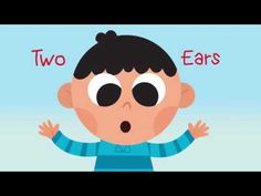 Cayon English Corner: Five Senses Song | Song for Kids | The Kiboomers