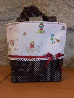 Lancheira/Sacola/Lunch Bag