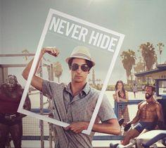 #neverhide rayban sunglasses