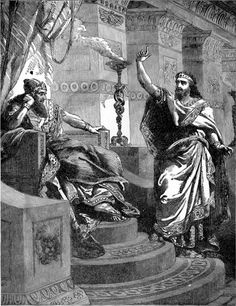 Daniel, the prophet of the living God, was the only one who could reveal Nebuchadnezzar's dream. Description from vopus.org. I searched for this on bing.com/images