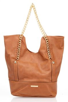 Chain Handle Tote from H