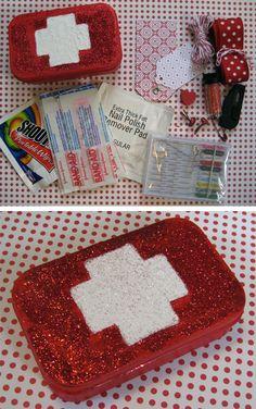 Altoid Emergency Kit