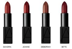 Best Lipstick Collection of 2014: NARS Audacious Lipstick Collection for Fall 2014