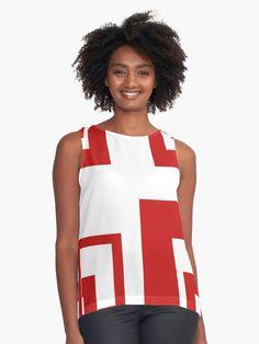 a84f7d6ff Rote Rahmen auf weißem Hintergrund - abstraktes geometrisches Grafikdesign  - Projekt 4.6