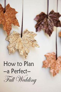 great fall wedding ideas for 2015