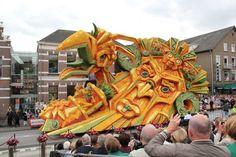 Bloemencorso Zundert Flower Parade