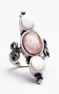 Indi Stone Ring