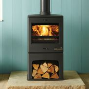 Yeoman's CL range of stoves offer the latest heating technology. CL stoves are available in seven models, so are suitable for all sizes of room. They will burn wood and multi-fuel (depending on model) and can be used in Smoke Control areas. Bosca stoves are an alternative contemporary stove design.