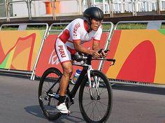 Huanuqueño Israel Hilario terminó duodécimo en la carrera de ruta en los Juegos Paralímpicos
