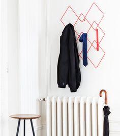 les t tes d 39 animaux au c ur de la d co d co chemin e porte manteaux et chemin es. Black Bedroom Furniture Sets. Home Design Ideas