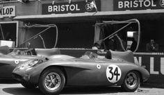Bristol 450 roadster