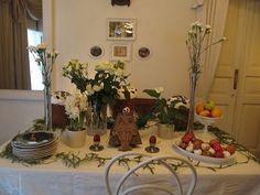 Easter table, Bulgakov Museum