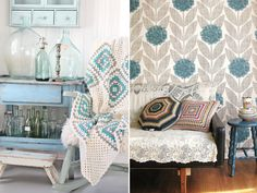 Good Life of Design: Is Your Home Looking A Little Grannyish?