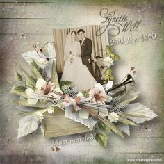 dawnie wedding page ideas