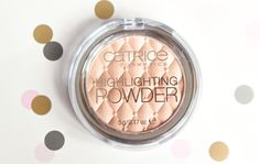 Catrice Highlighting Powder Champagne Campaign 1