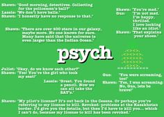 I <3 me some psych