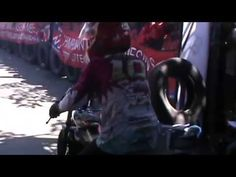 Drag Bike Malang - Sport 2Tak TU 155cc Rangka STD Fandi Temy #169 VS Adi...