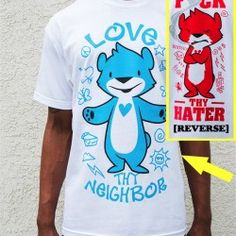 Love Thy Neighbor - Watsky Shirt