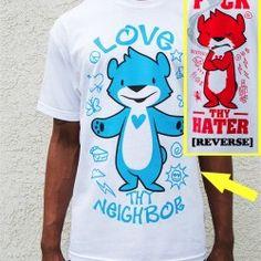 Love Thy Neighbor - Watsky Shirt