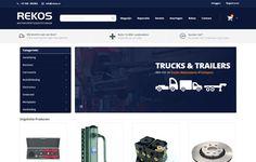 Rekos Magento B2B Binnen de automotive sector is Rekos een begrip, ze staat bekend als een zeer service gericht bedrijf met een allesomvattend productassortiment. Dit productassortiment is nu ook met live voorraad te bekijken (via AFAS koppeling) en te bestellen in de webshop.   Magento  Design  Realisatie  AFAS Live, Shopping, Design, Easy Meals