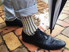 Funky Socks Rain or Shine