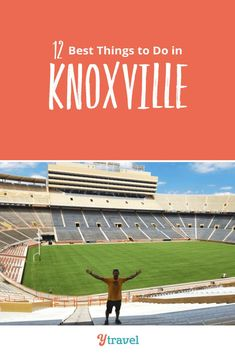 Knoxville, Tennessee Vacation Ideas. Planning to visit Knoxville? This insider travel guide includes 12 fun things to do in Knoxville Tennessee plus get tips on hotels and where to stay and best restaurants and places to eat local food. Don't go on your Knoxville vacation until you have read these Knoxville travel tips with kids. Outdoor attractions, downtown activities, and more for your Tennessee road trip or weekend getaway #Knoxville #Tennessee #familytravel #tennesseetravel #vacation