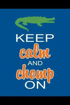 Florida Gators baby!